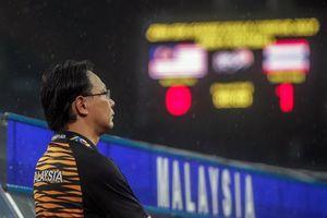 Olympic Malaysia rút khỏi Asiad?