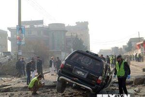 IS nhận trách nhiệm vụ tấn công nhằm vào Phó Tổng thống Afghanistan