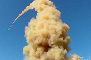 Nga thử tên lửa đủ sức khiến đối phương tê liệt