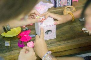 Những thứ đồ chơi mini khiến giới trẻ phát mê là gi?