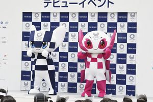 Nhật ra mắt linh vật Olympic và Paralympic 2020