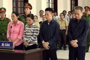 Tham ô tài sản, nguyên hiệu trưởng và cấp dưới lãnh án 62 năm tù