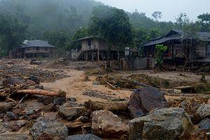 Yên Bái: Thiệt hại do mưa lũ gây ra trên 270 tỷ đồng