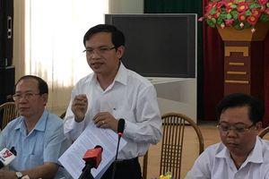 Giật mình với 6 sai phạm quy chế thi THPT tại Sơn La