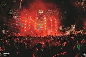EDM Festival: Âm nhạc trẻ hóa thương hiệu