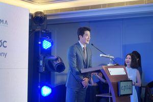 Nam diễn viên Kwon Sang Woo: 'Các bạn Việt Nam đón tiếp rất tận tình'