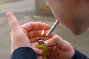 90% người thử hút thuốc lá sẽ trở thành nghiện