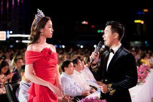MC Nguyên Khang lần đầu tiết lộ chuyện BTC HHVN đi 'cầu trời đừng mưa'
