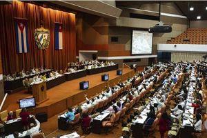Cuba bàn sửa đổi hiến pháp