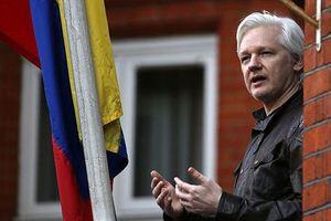 Ông chủ WikiLeaks có thể sắp bị Ecuador giao nộp cho Anh