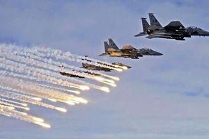 Israel ồ ạt giáng đòn vào Dải Gaza, 4 người Palestine thiệt mạng