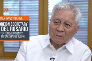 Vụ kiện Biển Đông: Philippines còn chưa trả luật sư gần 1 triệu USD sau 2 năm