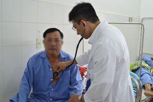 Kịp thời cứu sống bệnh nhân đã ngưng tim, ngưng thở khi nhập viện