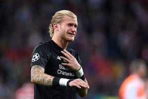 Karius tiếp tục mắc sai lầm, CĐV Liverpool ngao ngán đòi tống đi khỏi đội bóng