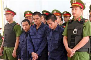 Xét xử vụ án gây rối trật tự công cộng tại huyện Tuy Phong