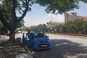 Hàng trăm người xuyên đêm truy bắt 2 tên cướp taxi ở Hải Phòng