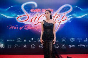 Hoa hậu Hà Nội 2008 Trúc Vũ khẳng định mình với vai trò đào tạo người mẫu