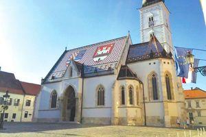 Zagreb - thủ đô Croatia 'bừng sáng' trên danh sách điểm đến thế giới