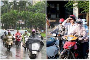 Dự báo thời tiết 24/7: Hà Nội ngày hửng nắng, Đà Nẵng có mưa rào