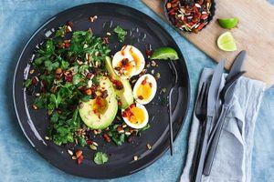 Thử ngay công thức trứng luộc, giảm đến 10kg chỉ trong 2 tuần