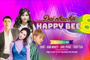Gia đình Hoa Dâm Bụt & Thùy Chi sẽ xuất hiện tại đêm nhạc dành cho sinh viên HN