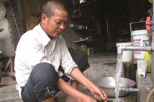 Thái Bình đánh giá thi đua của cán bộ bằng… nước sạch