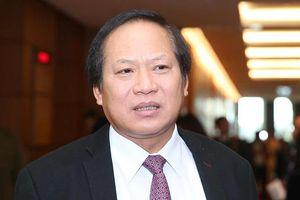 Tạm đình chỉ công tác Bộ trưởng Bộ Thông tin - truyền thông đối với ông Trương Minh Tuấn