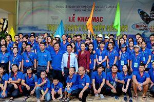 Khai mạc Trại hè thanh thiếu niên kiều bào và tuổi trẻ TP. Hồ Chí Minh