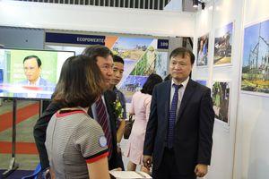 Triển lãm ảnh 'Năng lượng sinh khối – Hướng tới một tương lai Xanh' Trong 4 ngày (18 đến 21/7/2018) tại Trung tâm Hội chợ và Triển lãm Sài Gòn – SECC (Tp. Hồ Chí Minh) đã diễn ra Hội chợ Triển lãm Quốc tế lần thứ 8 Công nghệ sản phẩm Tiết kiệm năng lượng