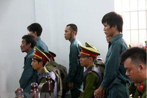 27 năm tù cho 10 thanh niên gây rối tại Phan Rí Cửa
