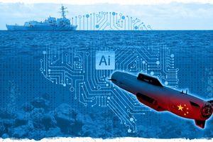 Trung Quốc phát triển tàu ngầm không người lái, 'đọ chất' với Mỹ