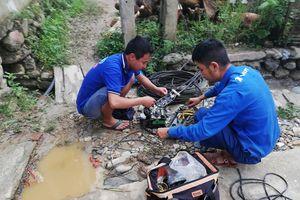 VNPT tại Yên Bái tích cực khôi phục thông tin liên lạc sau bão số 3