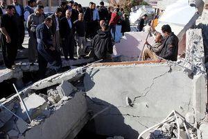 Động đất kinh hoàng tại Iran khiến ít nhất 25 người bị thương