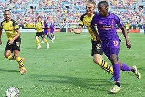 Toàn cảnh Liverpool 1-3 Dortmund: HLV Klopp thảm bại khi gặp CLB cũ