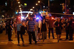 Xả súng khiến 9 người thiệt mạng tại Toronto, Canada