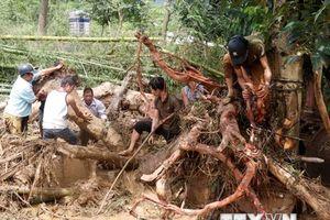 Yên Bái: Tìm thấy 1 thi thể nạn nhân, vẫn còn 3 người mất tích vì lũ