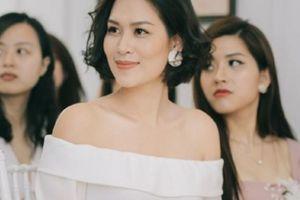 Chị Nguyệt 'thảo mai' giờ da trắng dáng xinh, đẹp như diễn viên Hàn