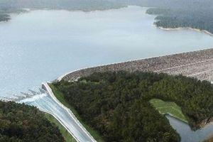 Vỡ đập thủy điện ở Lào khiến mực nước ở ĐBSCL dâng cao 5cm