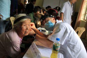 Chăm sóc sức khỏe cho người dân Đồng Lộc