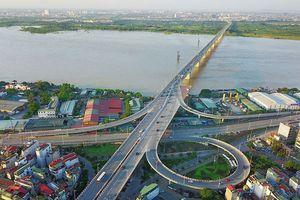 Hạ tầng giao thông phát triển vượt bậc