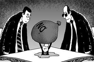 Cặp vợ chồng 'tung hứng', rút gần 128 tỷ đồng của Vietcombank
