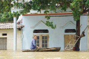 Vùng 'rốn lũ' Thạch Thành, Thanh Hóa: Gần 1.000 hộ dân chưa thể về nhà