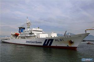Sức mạnh tàu lực lượng bảo vệ bờ biển Nhật Bản vừa cập cảng Tiên Sa