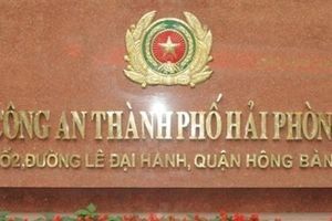 Công an TP Hải Phòng yêu cầu ông Vũ Đình Văn có mặt để làm việc