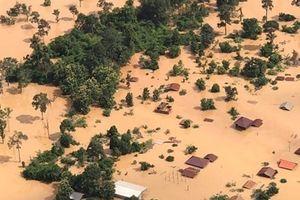 Vỡ đập thủy điện tại Lào, hàng trăm người mất tích