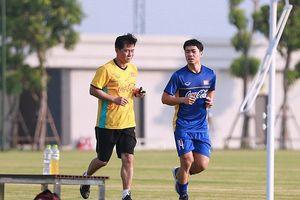 Công Phượng dính chấn thương khi tập trung cùng U23 Việt Nam