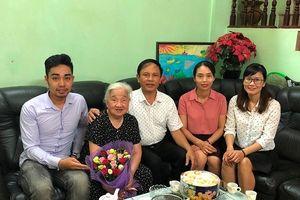 Nhận phụng dưỡng suốt đời Mẹ Việt Nam anh hùng