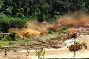 Đã xác định được hàng chục người thiệt mạng trong vụ vỡ đập tại Lào