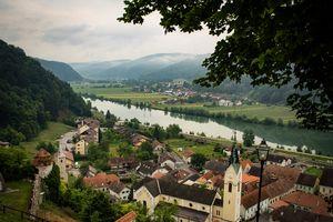Thị trấn nhỏ ở Slovenia 'ăn theo' Đệ nhất phu nhân Mỹ