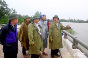 Nhanh chóng ổn định cuộc sống người dân, khôi phục sản xuất sau mưa lũ